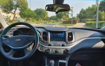 Rent Chevrolet impala