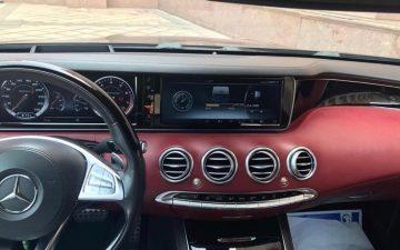 Rent Mercedes S63 AMG 2019