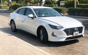 Rent Hyundai SONATA