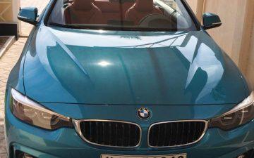 Rent BMW 420i 2019