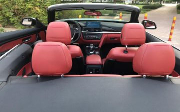 Rent BMW 420i
