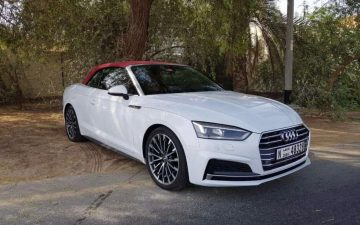 Rent Audi A 5 2019