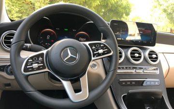 Rent Mercedes C 200
