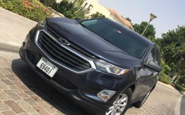 Rent Chevrolet EQUINOX