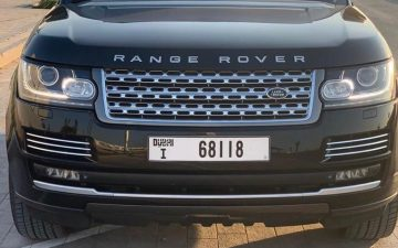 Rent RANGE ROVER VOGUE SE 2018